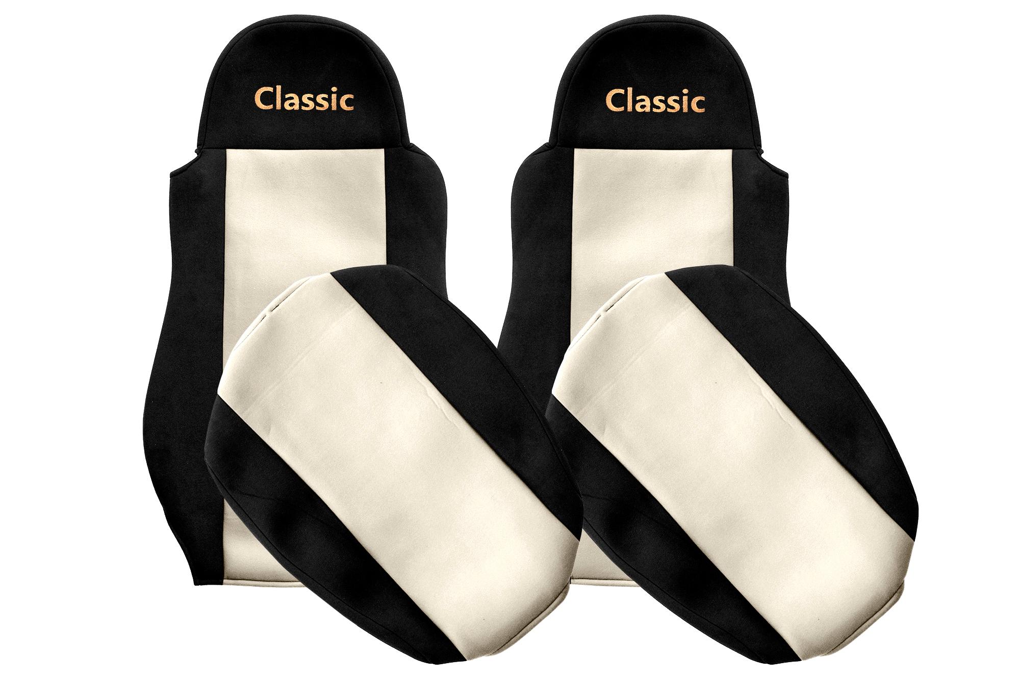 stoelhoezen classic series verenigbaar met daf xf 95 xf 105 cf lf prod tot 2012 ze zijn gemaakt van de beste materialen zodat ze kunnen dienen voor